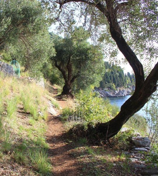 Corfu Trail Greece