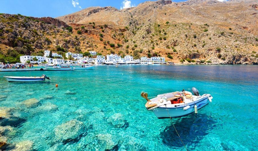 Crete Cycling Greece