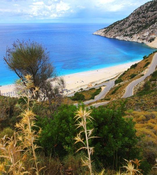 Cycling Roads Greece