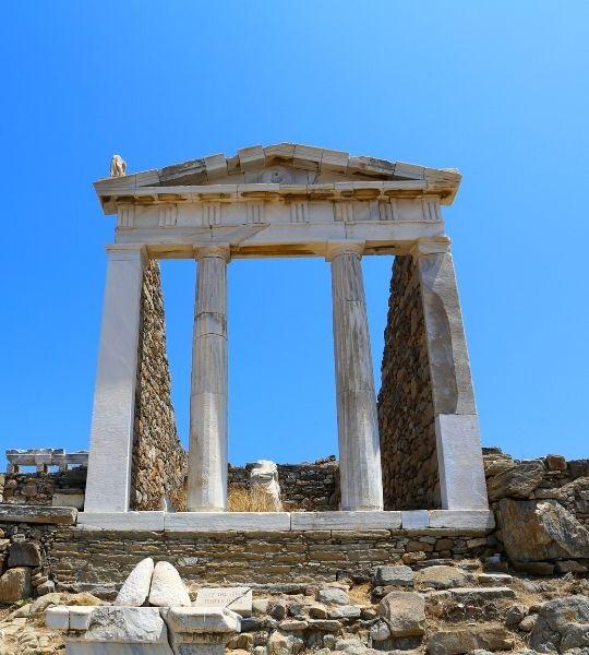 Delos Archeological Tour (Delos, day trip from Mykonos) - Greece