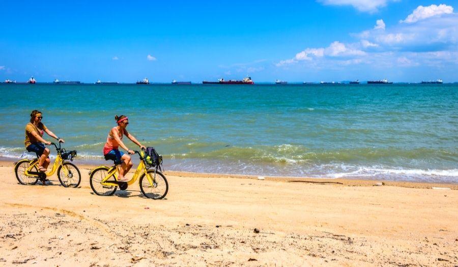 Things to do in Singapore - East Coast Beach Singapore