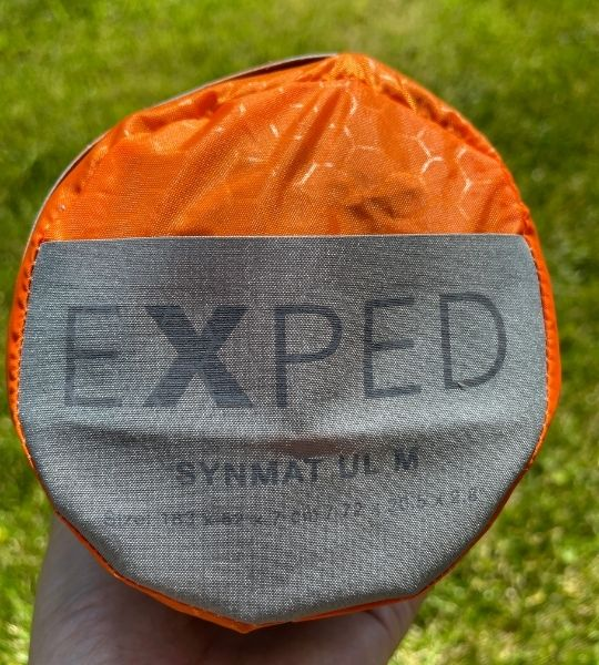 Exped Synmat UL Packed