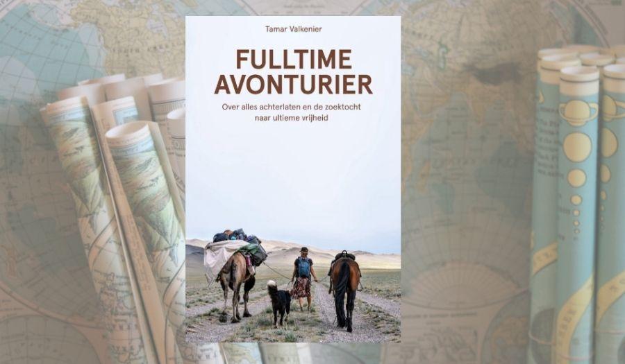 Fulltime avonturier - Travel Book