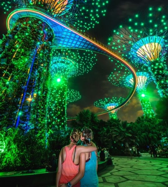 Things to do in Singapore - Gardens by the Bay