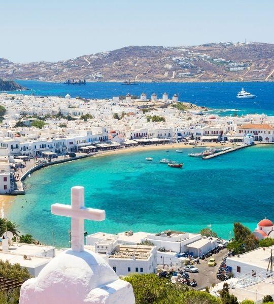 Greece Island Hopping Mykonos