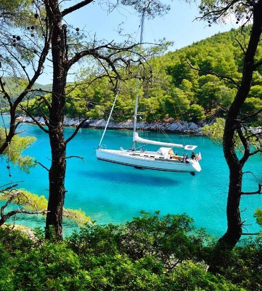 Greece Island Hopping Skopelos