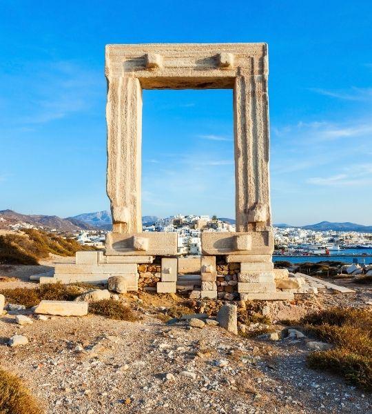 Greece Naxos Island Hopping