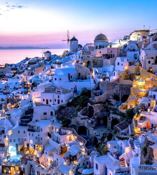 Greece Santorini Island Hopping