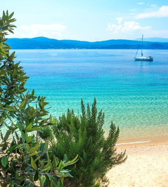 Greece Skiathos Island Hopping