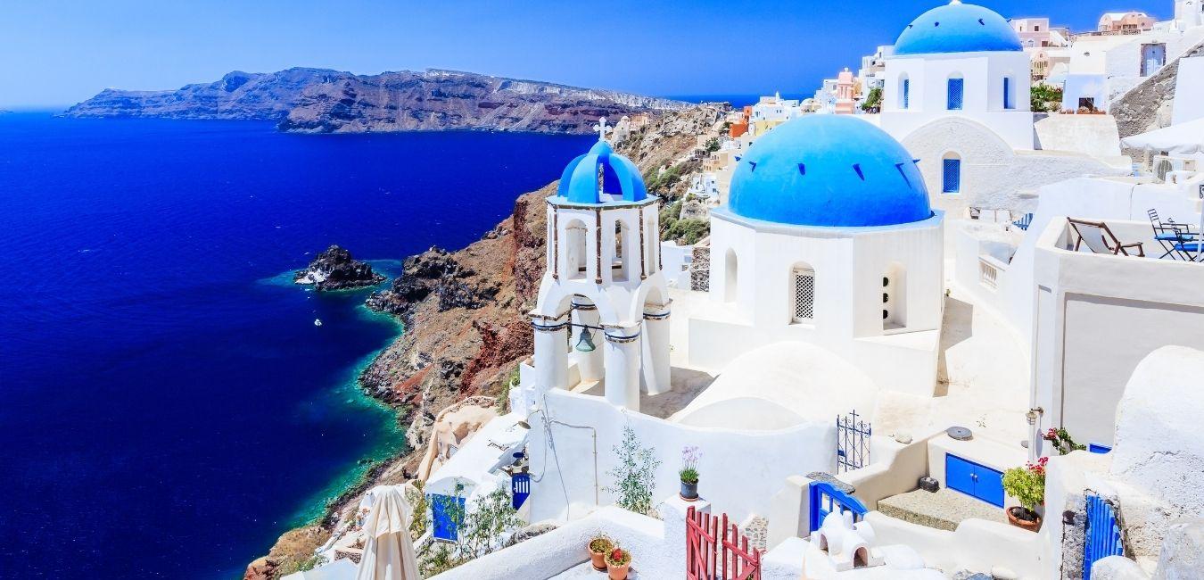 Greece Travel Guide Header