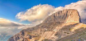 Header Mount Olympus Greece