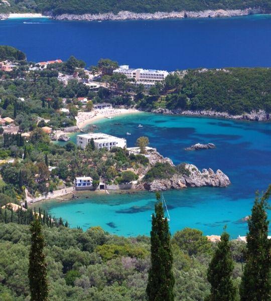 Hike Curfu Trail Greece