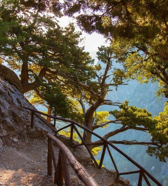 Hiking Greece - Samariá Gorge Trail