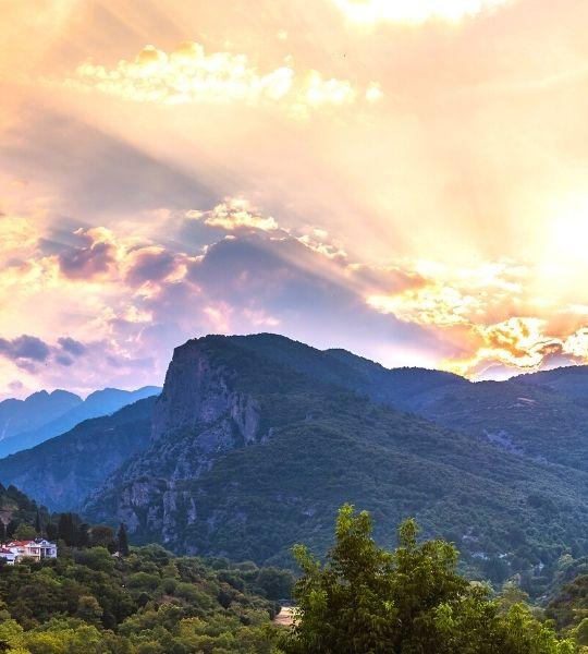 Hiking Mount Olympus Greece