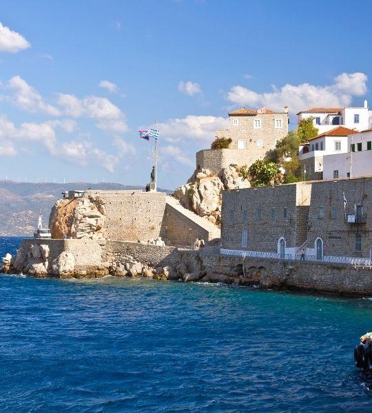 Hydra Greece Island Hopping
