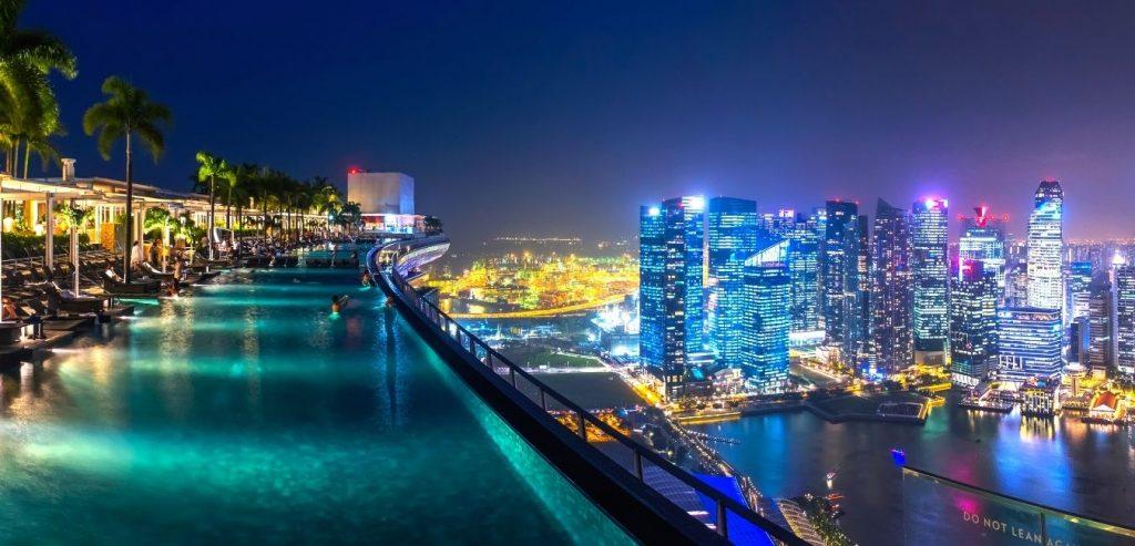 Infinity Pools Singapore Header
