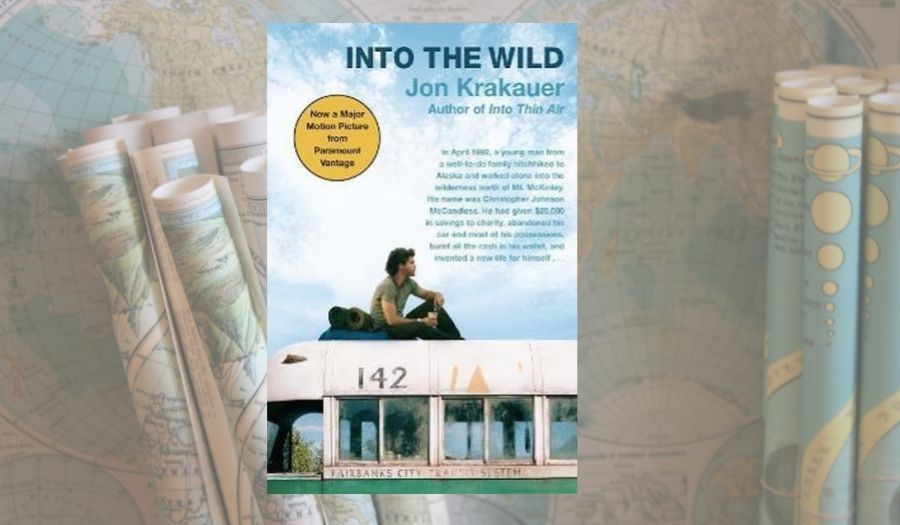 Into the Wild - Travel Books
