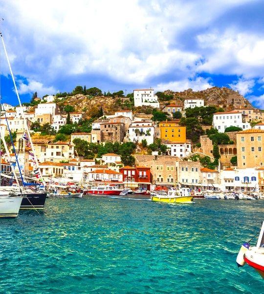 Island Hopping Greece Hydra