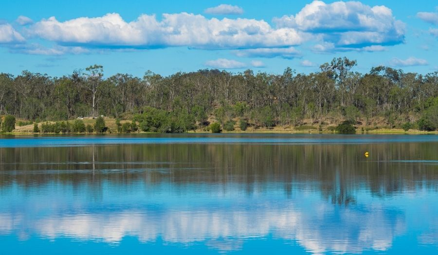 Lake Manchester Brisbane Hikes