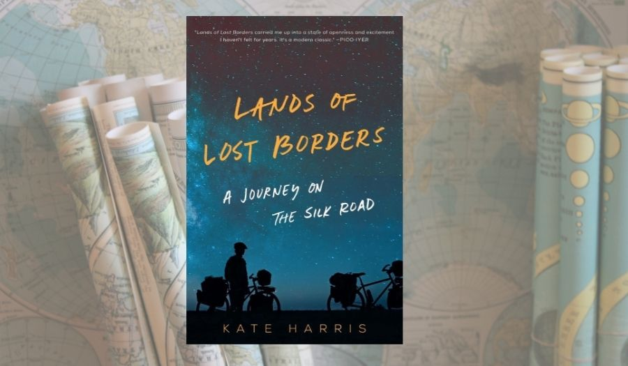 Lands of lost border - Travel Books