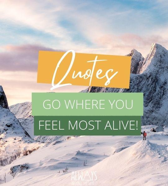 Mountain quotes 1