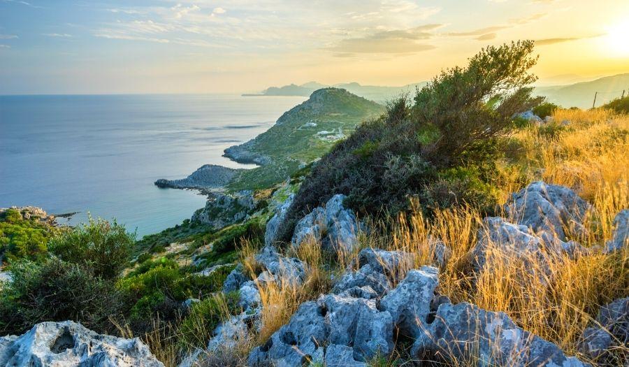 Mt Profitis (Rhodes) Hikes Greece
