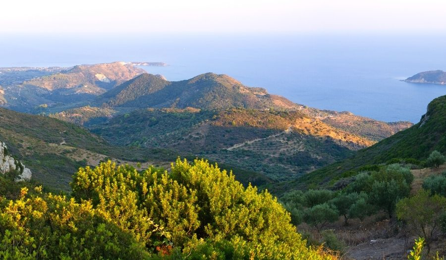 Mt Skopos Greece Hiking