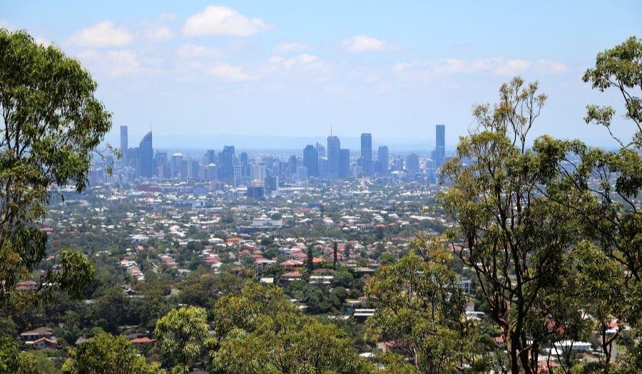 Mt. Coot-Tha Brisbane walks