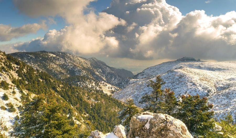 Mt. Parnitha Greece