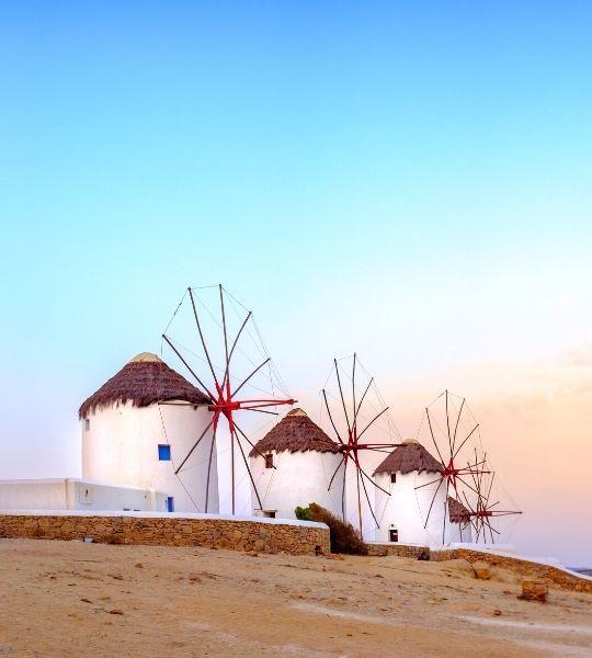 Mykonos Island Hopping Greece