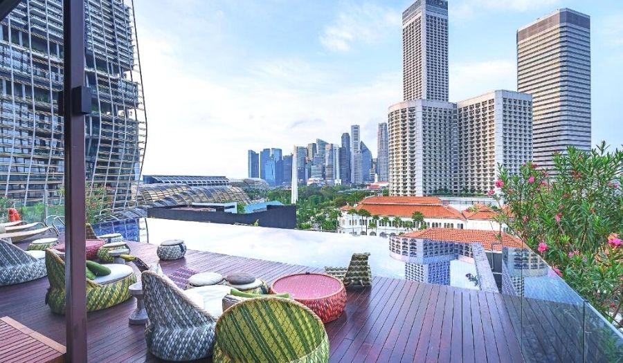 Naumi boutique hotel booking.com Singapore