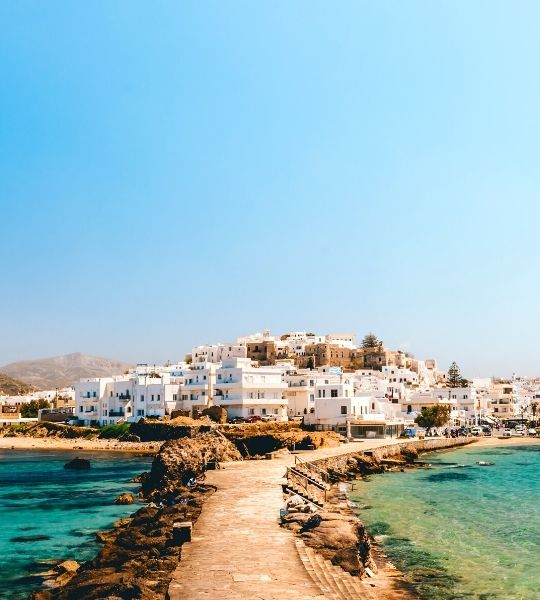 Naxos Greece Island Hopping