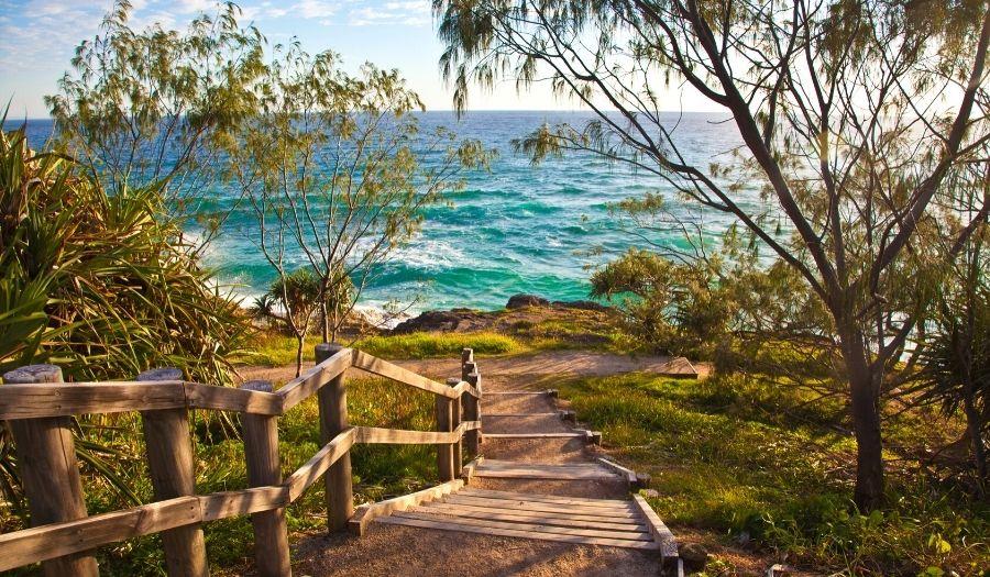 North Stradbroke Island Brisbane Walking Tracks