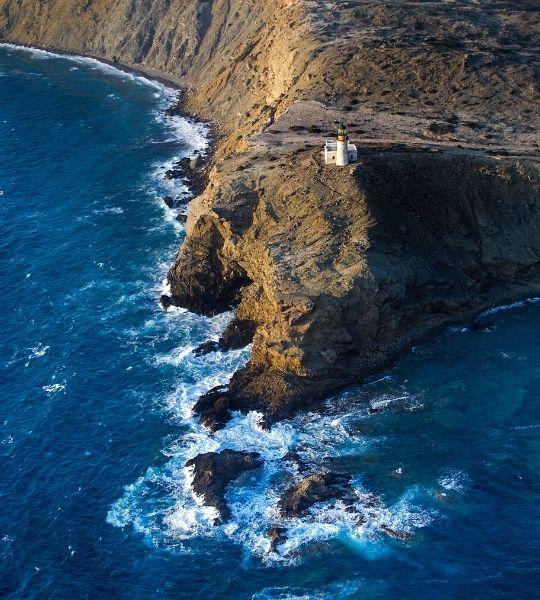 Prasonisi Rhodes Lighthouse