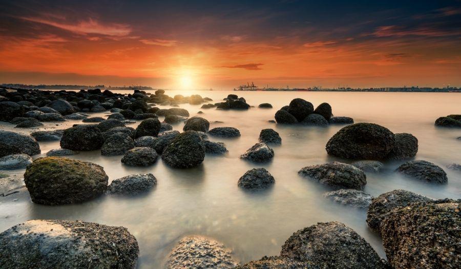 Punggol Beach singapore
