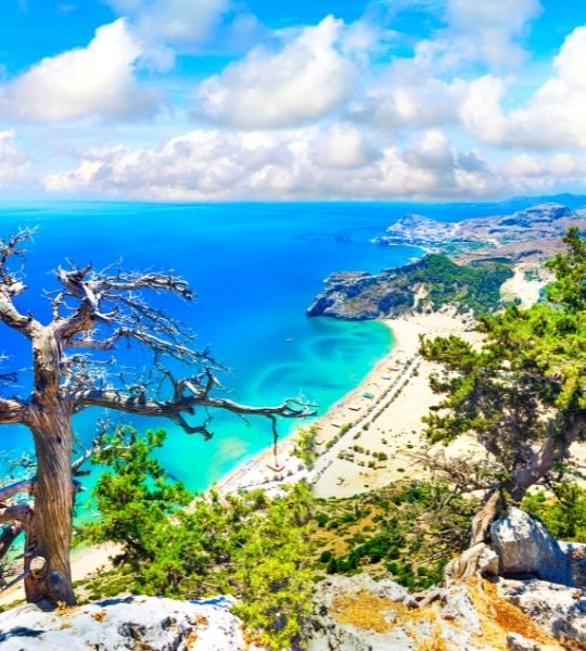 Rhodes Greece Island Hopping