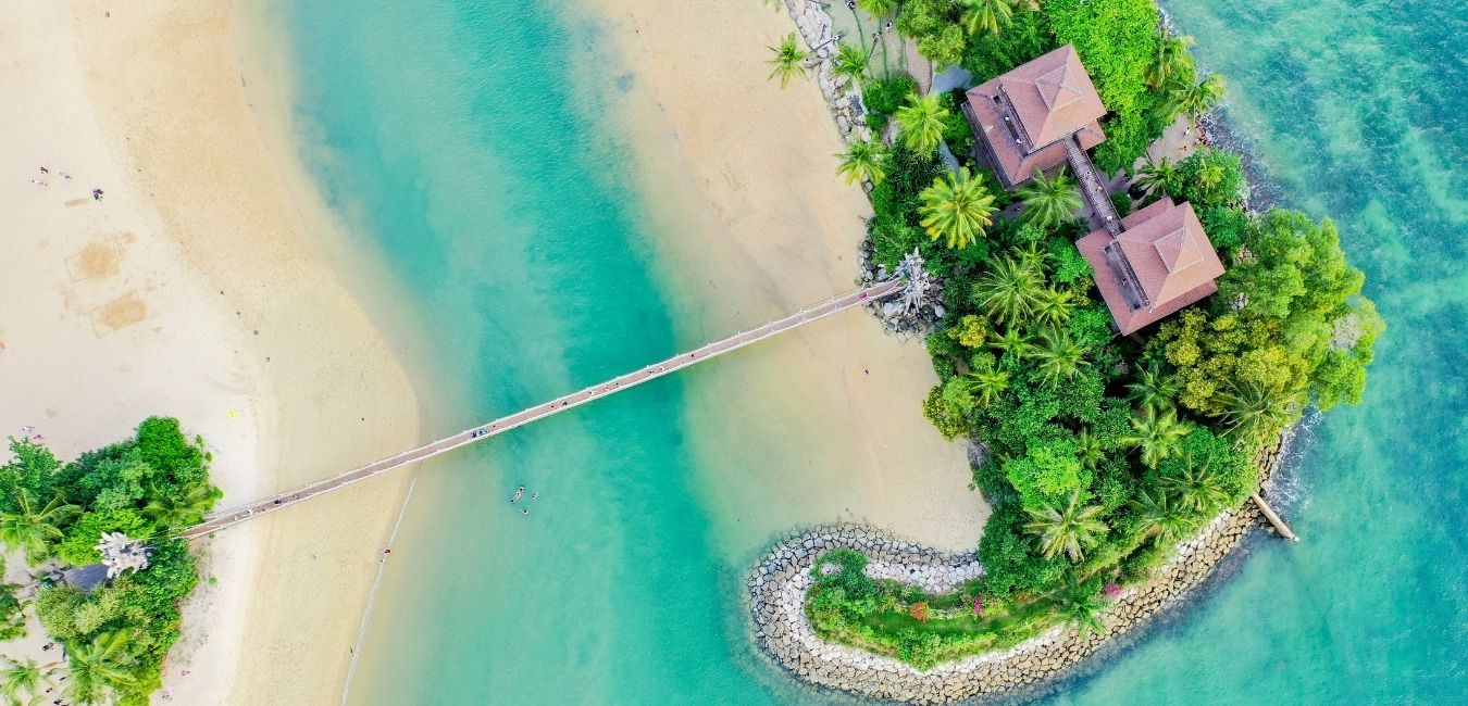 Singapore Beaches Header