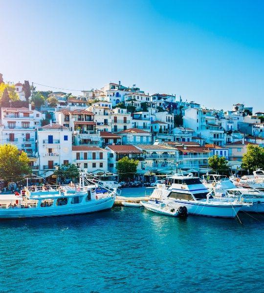 Skiathos Greece Island Hopping