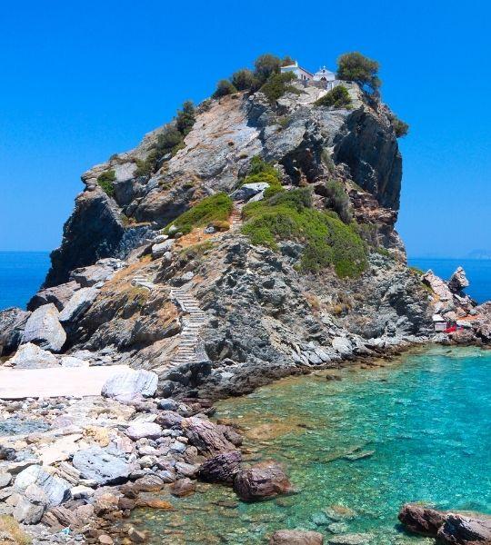 Skopelos Greede Island Hopping