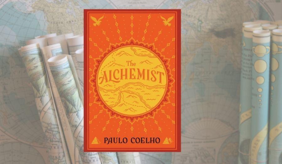 The Alchemist Travel Book