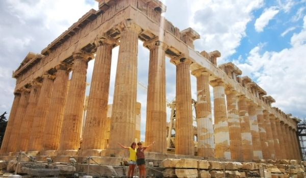 Things to do in Athens Acropolis