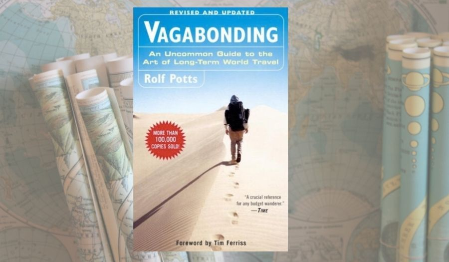 Vagabonding - Travel Books