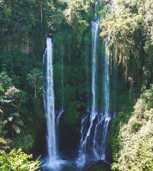 Alingaling Waterfall Bali
