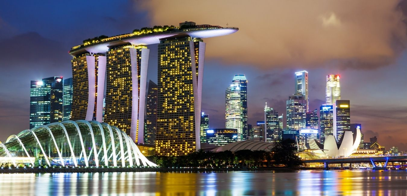 Singapore Guide Header