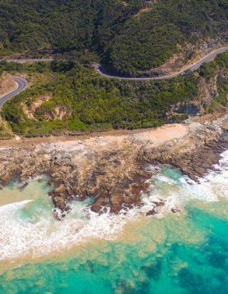 Great Ocean Road Drive Australia