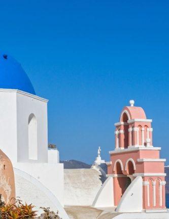 Greece Islands Hopping Itinerary Header