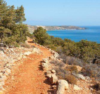 Hiking Greece
