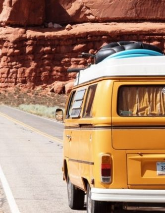 Packing list Road Trip