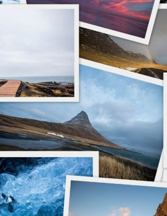 Packinglist Iceland