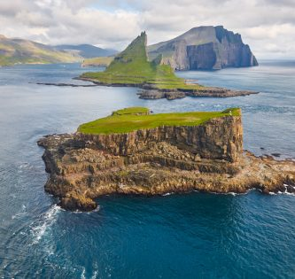 Sights Faroe Islands